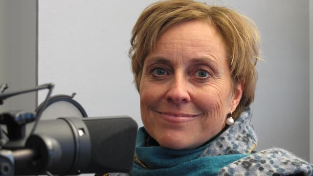 Portrait von Brigitte Snefstrup