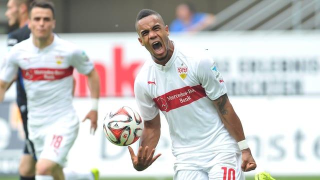 Stuttgart verbleibt in der höchsten Spielklasse.