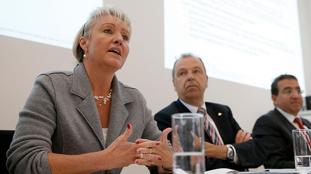 Barbara Janom Steiner.