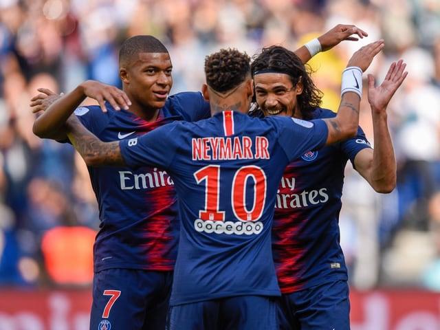 Kylian Mbappé, Edinson Cavani und Neymar fehlen im CL-Spiel gegen Real allesamt.