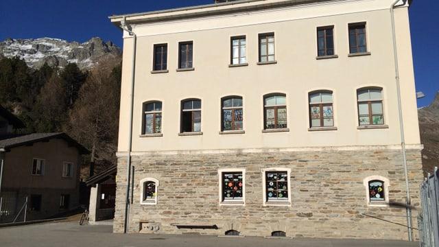 scola da Malögia