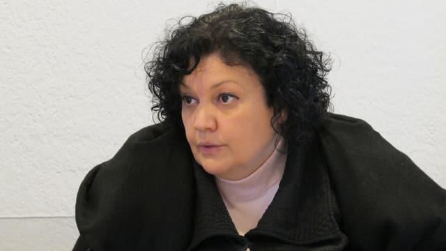 Porträt Aliki Panayides