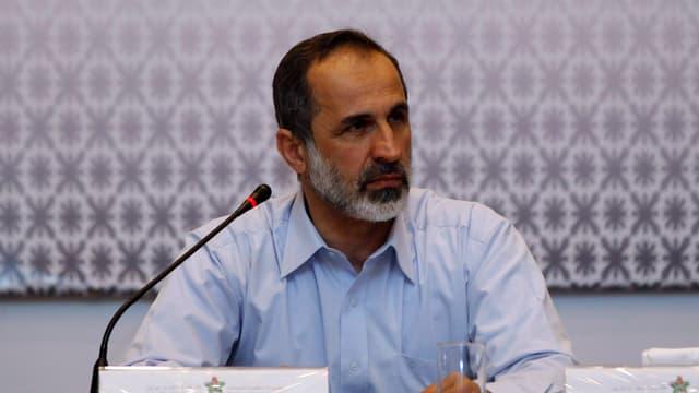 Moaz al-Chatib