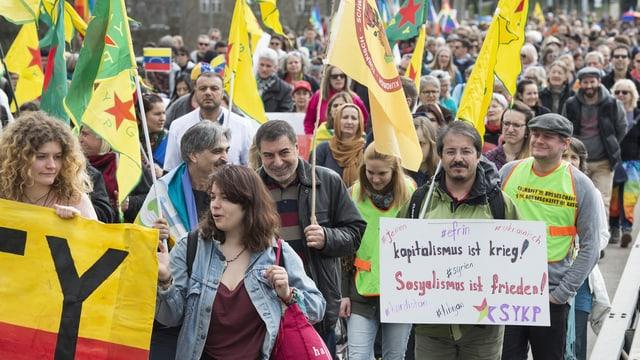 Marsch da Pasca a Berna.