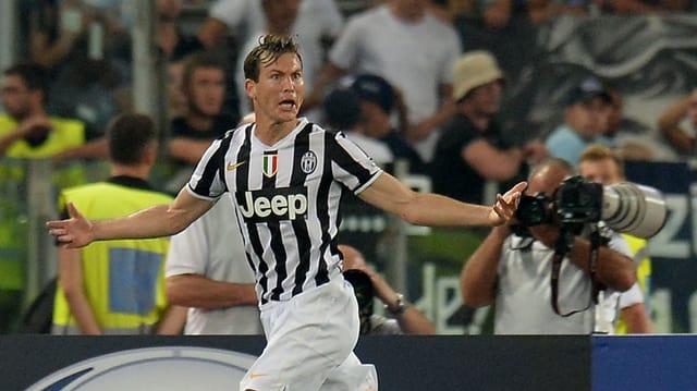 Stephan Lichtsteiner möchte sich mit Juventus Turin wieder ins Rampenlicht spielen.