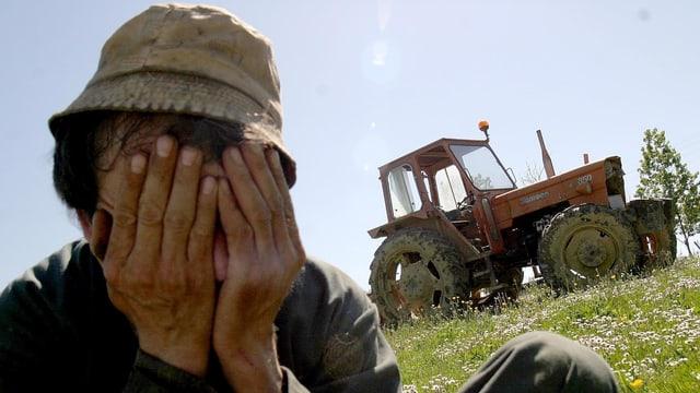 Video «Bauern in Not - Zwischen Suizid und Subvention» abspielen
