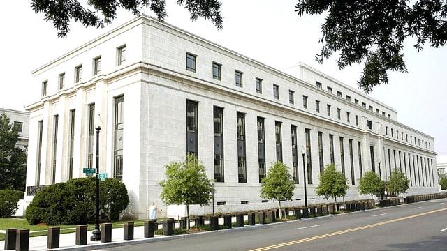 Die Federal Reserve (Fed) in Washington