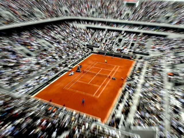 Bild vom French-Open-Final 2019