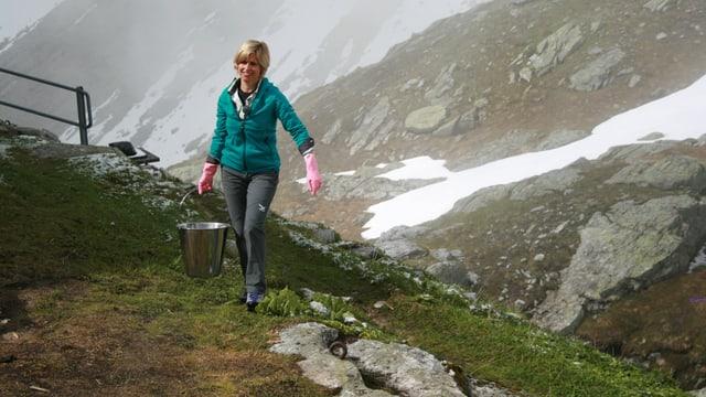 Video «Dahinden am Berg vom 26.07.2013» abspielen