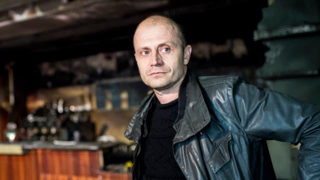 Frank Braun, Geschäftsführer des Kino Houdini