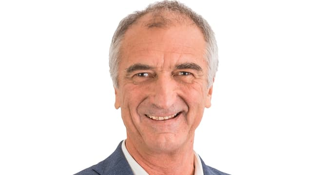 Jürg Meyer von der CVP.