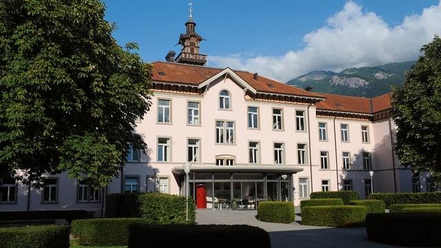Waldhaus Cuira.