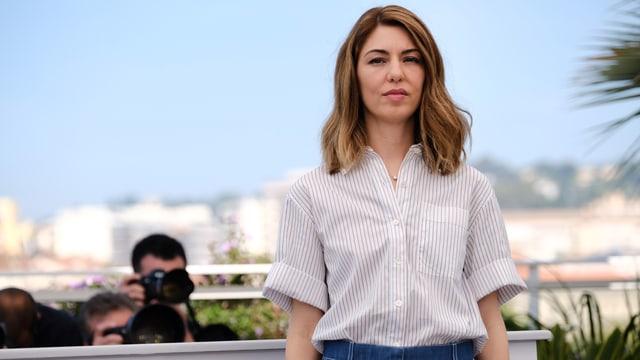 Regisseurin Sofia Coppola