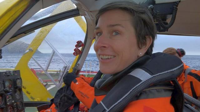 Video «Danièle Rod und die Polarforscher» abspielen