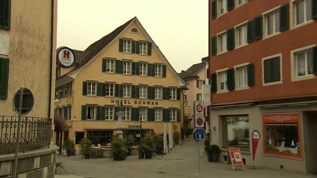 Video «Zürichsee – Tag 2 – Taverne Schwan, Horgen» abspielen