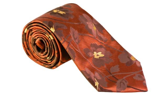 Krawatte.
