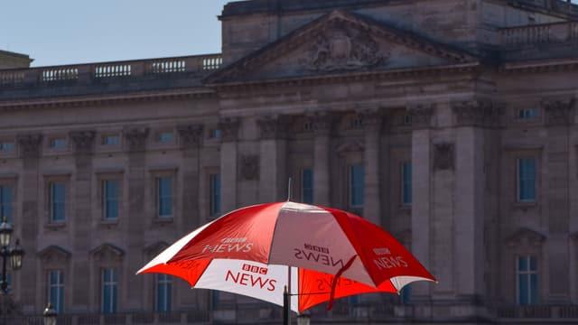 BBC-Regenschirm