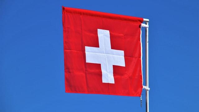 Bandiera da la Svizra.