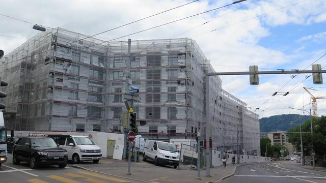 Die Siedlung Kronenwiese in der Stadt Zürich - ein Pionierprojekt.