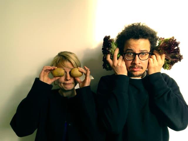 Grüter & Bürgin hatten Kartoffeln auf den Augen und Salat auf den Ohren.