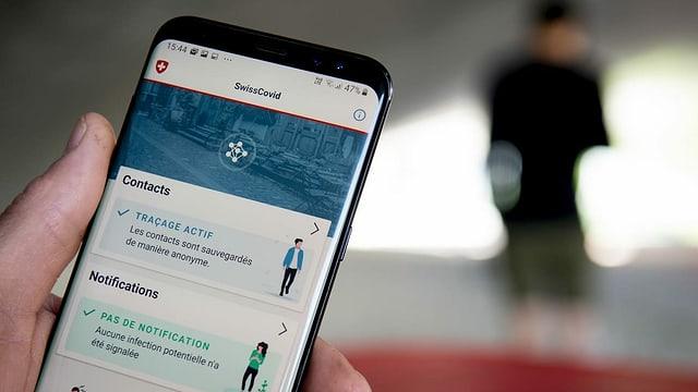 Das grosse Fremdeln mit der Swiss-Covid-App