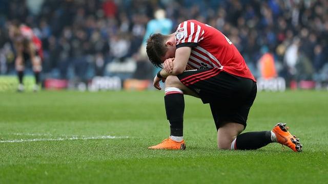 Sunderland droht der 2. Abstieg in Folge.