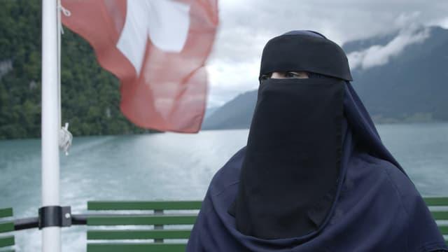 Khoudour al Harbi kann nicht verstehen, warum es in der Schweiz Leute gibt, die den Gesichtsschleier verbieten wollen