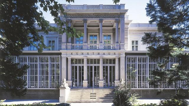 Il Museum d'art dal Grischun.