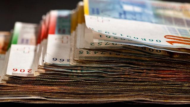 Geldstapel