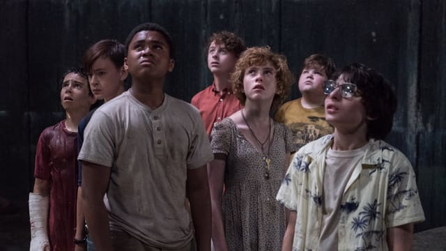 Der «Losers Club» in «It.