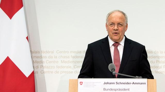 Schneider-Ammann.