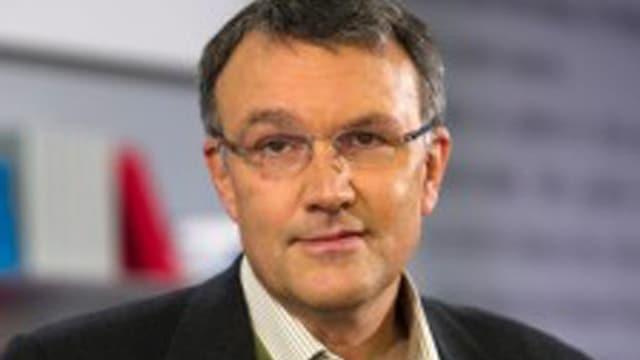 Nahost-Experte Michael Lüders