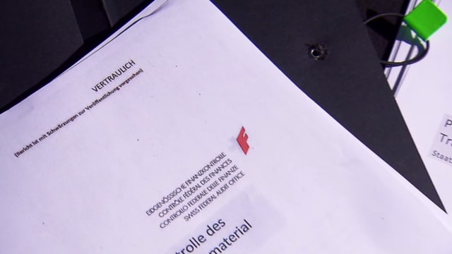 Der Bericht vom EFK