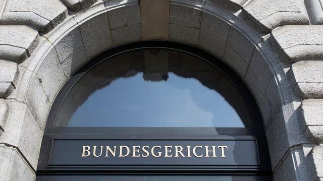 La dretgira federala ha renvià in recurs constituziunal da Danuser.