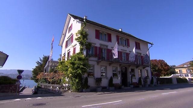 Video «Zürichsee – Tag 3 – Seerestaurant Steinburg, Küsnacht» abspielen