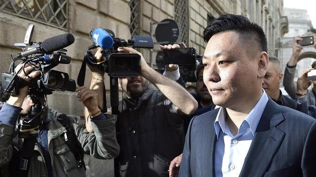 David Han Li.