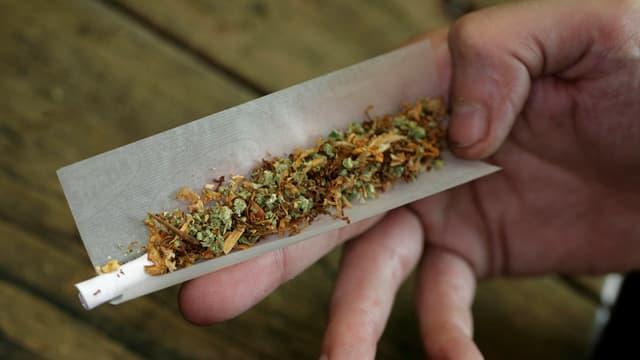 Ein Joint