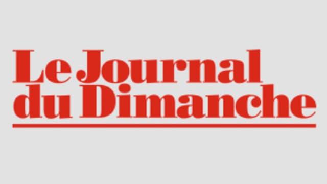 Schriftzug der Sonntagzeitung «Le Journal du Dimanche»