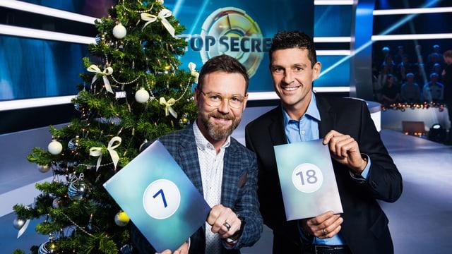 Video ««Top Secret – JRZ-Special» mit Nik Hartmann» abspielen