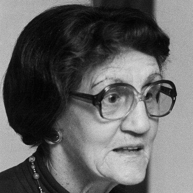 Portrait Marie Boehlen