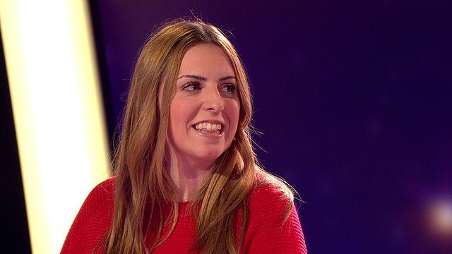 Video «Startet ihr Quiz-Abenteuer: Sara Stojanovic aus St. Gallen» abspielen
