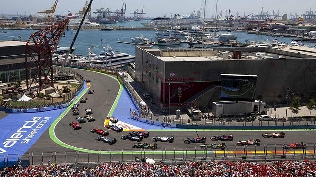 Im Hafen von Valencia wird es keine Formel-1-Wochenende mehr geben.