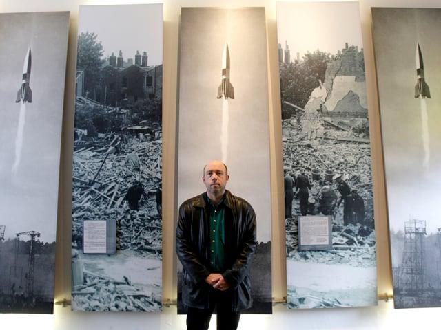 Peenemünde ist ein «janusköpfiger Ort des technischen Fortschritts», sagt Museumskurator Christian Mühldorfer-Vogt.