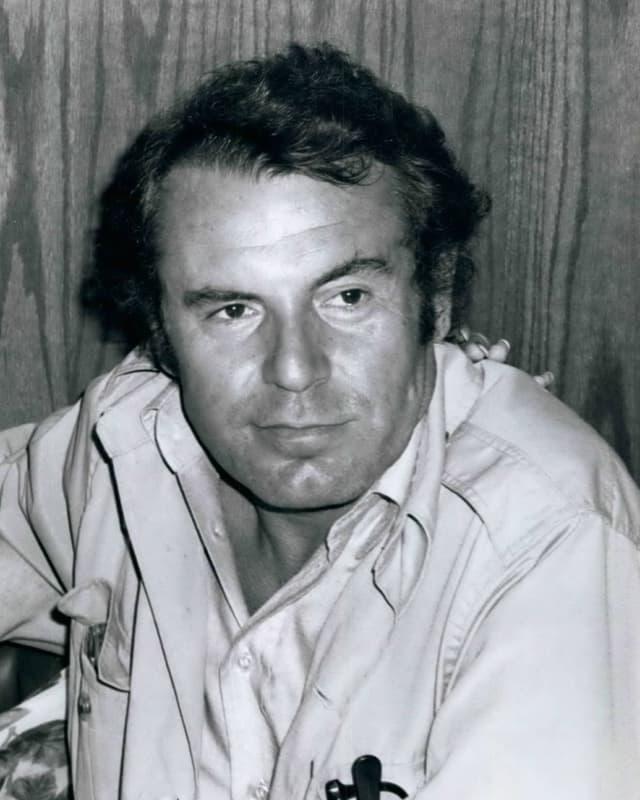 Der Regisseur Miloš Forman.