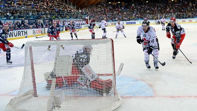 Ina scena da hockey