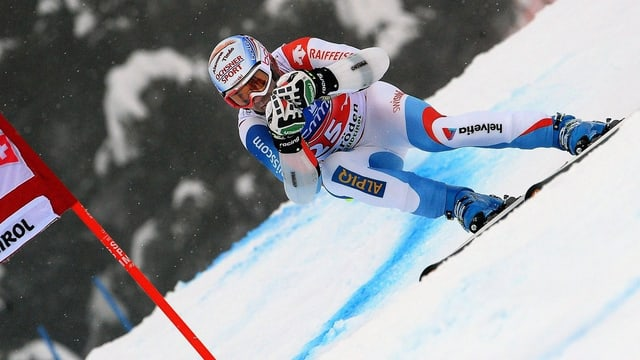 Défago war wieder der beste Schweizer.