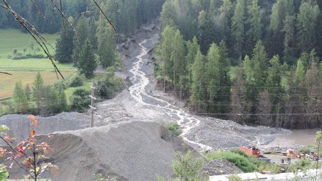 La bova da la Val Lischana