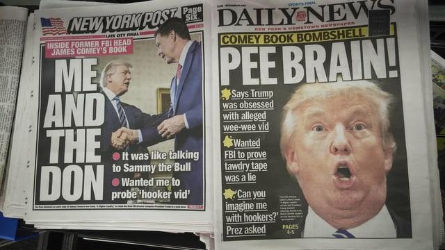 Zeitungstitel