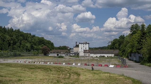 Das Gugelmann-Areal in Roggwil.