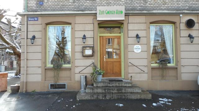 Video «Restaurant Zum Grünen Hund in Winterthur – Tag 2» abspielen